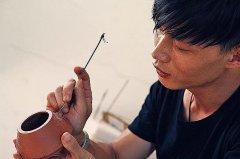 陈朝超 80后新一代建水紫陶人代表
