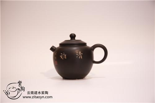 紫陶茶具的好处与特点是什么?