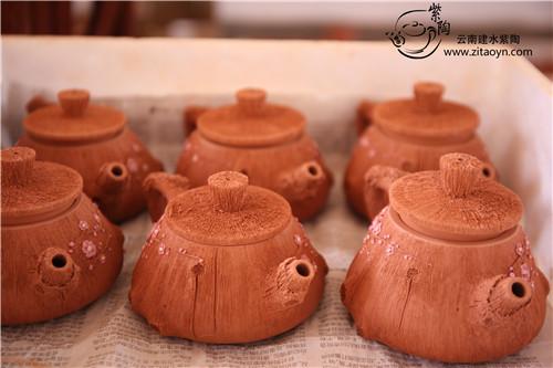 建水紫陶壶最全制作工艺流程详解