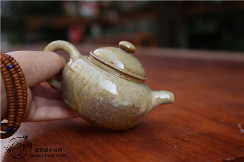 建水白陶,建水紫陶,柴烧壶,白陶养护
