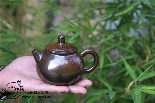 钦州陶,坭兴陶,建水紫陶,紫陶壶