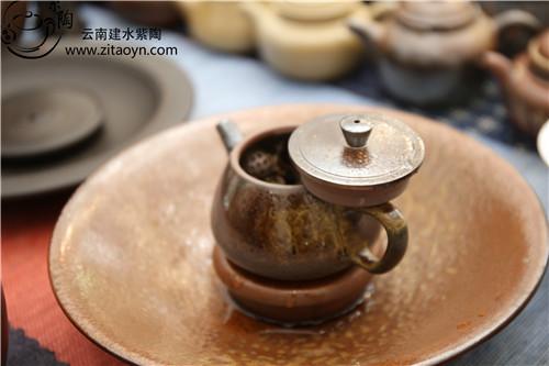 紫陶壶,建水紫陶,紫陶,紫陶泡茶的好处
