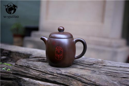 柴烧,茶器,茶道,柴烧壶,柴窑