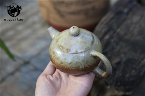 柴烧,柴烧壶,柴烧泡茶,建水紫陶柴烧
