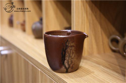 柴烧,建水紫陶柴烧,柴烧壶,柴窑,现代柴烧