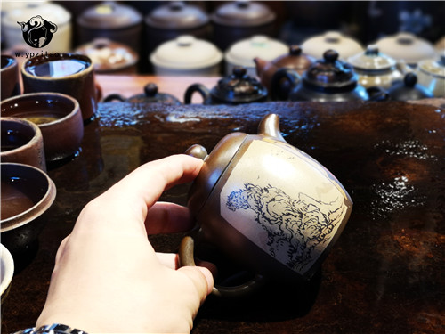 建水紫陶,建水紫陶包浆,紫陶壶,紫陶养护,紫陶去茶垢