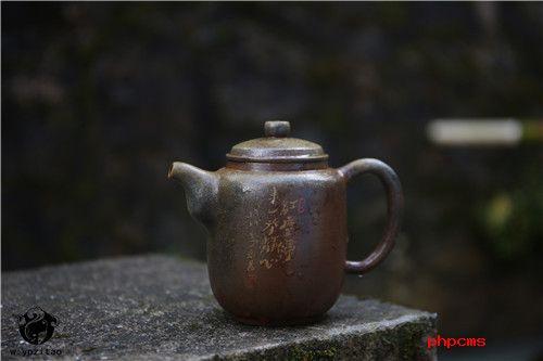 建水紫陶柴烧,柴烧壶,柴烧茶具,柴烧名家,陈朝超柴烧