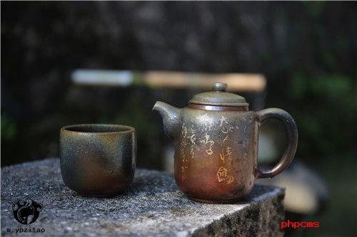 建水紫陶柴烧,柴烧壶,陈朝超柴烧,柴烧精品,柴烧名家