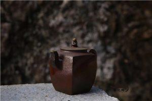 柴烧方壶:不以规矩,不成方圆